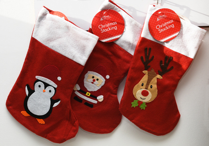 Christmas Gifts and Accessories from Embroidery in Moray